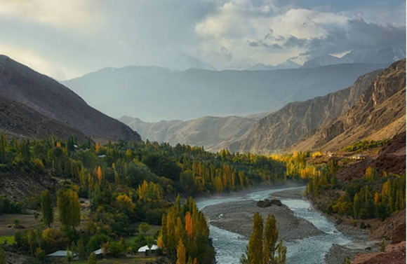 CHITRAL VALLEY - Beautiful Places of Pakistan